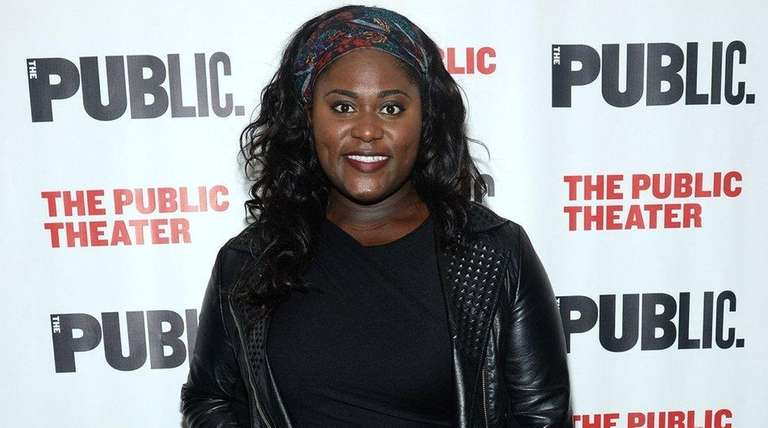Danielle Brooks, known for her role as Taystee