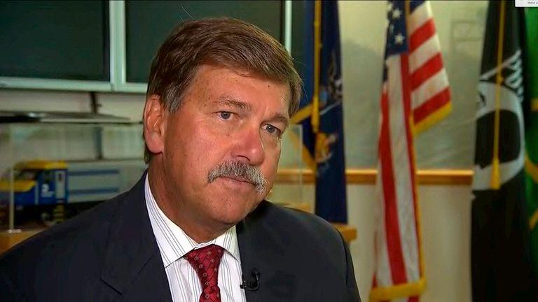 LIRR president Patrick Nowakowski said the LIRR needs