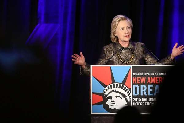 Hillary Clinton spells out her immigration plans at