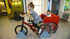 Museums offer a way for families to indulge