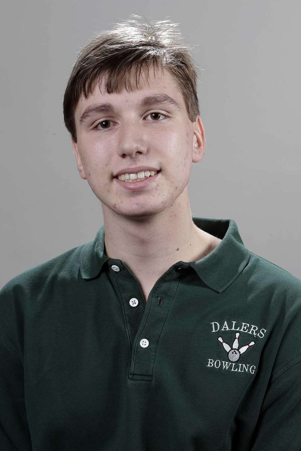 Valentine was one of Nassau's top bowlers last