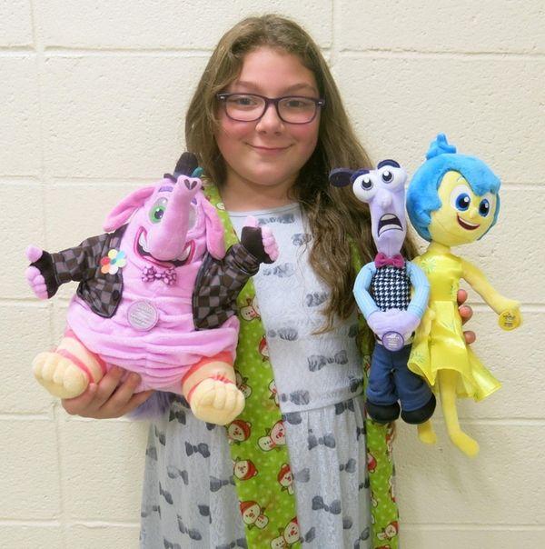 Kidsday Reporter Sydney Sciandra tested the new