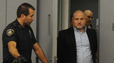Raed Innab appears at First District Court in