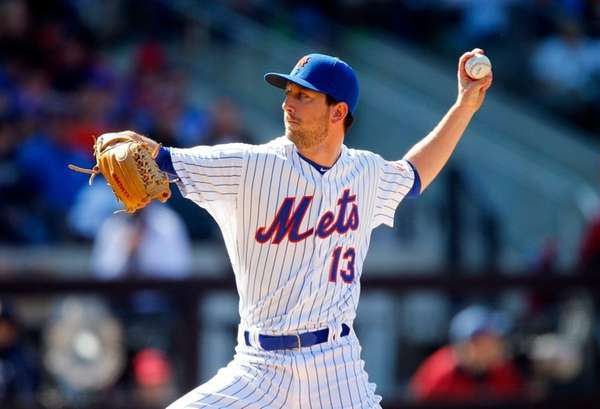 Jerry Blevins of the New York Mets