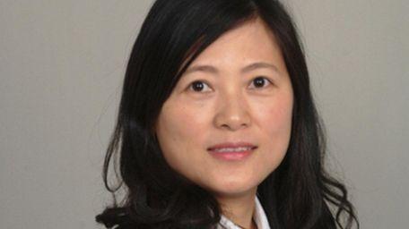 Vicki Li, of Jericho, has been hired as