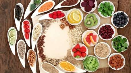 Dietary fiber is found only in plant-based foods.