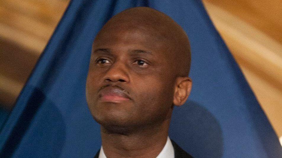 Gilbert Taylor, New York City Commissioner of Homeless