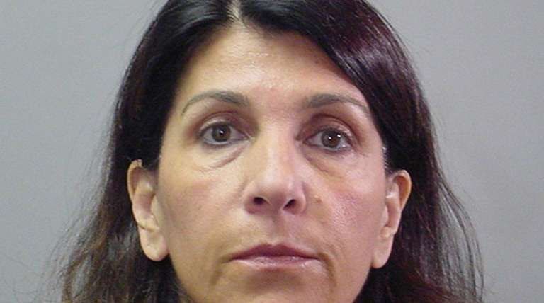 Deborah Tangredi, a bookkeeper from Floral Park, stole