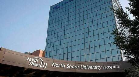North Shore-Long Island Jewish Health System headquarters in