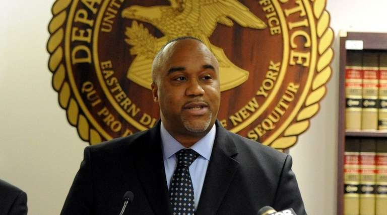 Robert L. Capers, United States Attorney for the