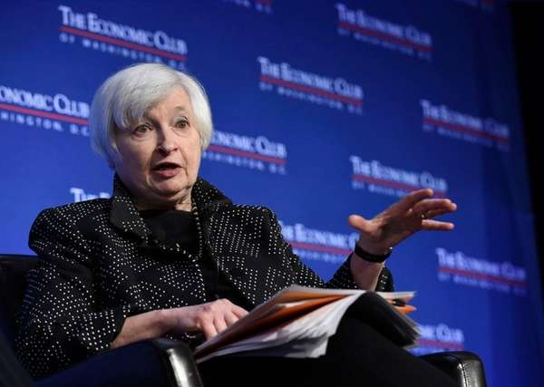 Federal Reserve Chair Janet Yellen: The Fed is