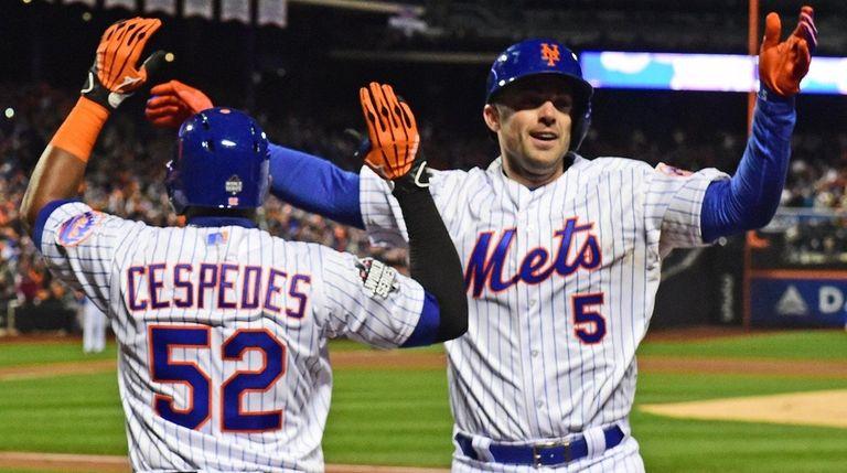 New York Mets third baseman David Wright