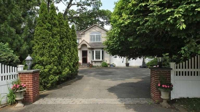 This Colonial in Rockville Centre, priced at $1.199