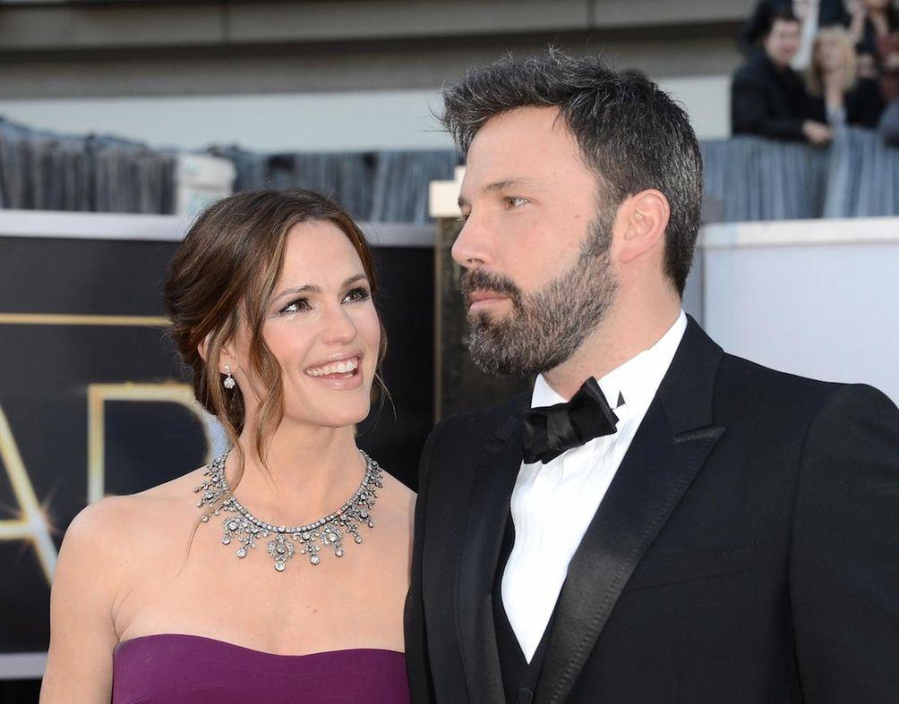 Jennifer Garner and Ben Affleck announced their split
