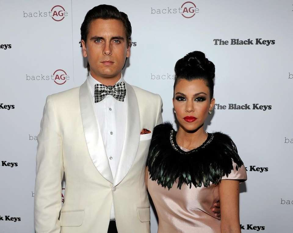 On-again/off-again couple Scott Disick and Kourtney Kardashian broke