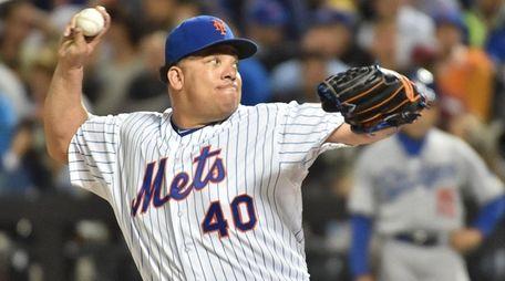 Bartolo Colon and the Mets are close to