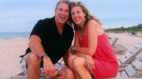 Rick and Sue Martino of Medford celebrated their
