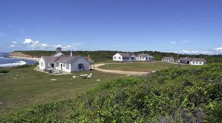 Late artist Andy Warhol's former estate in Montauk
