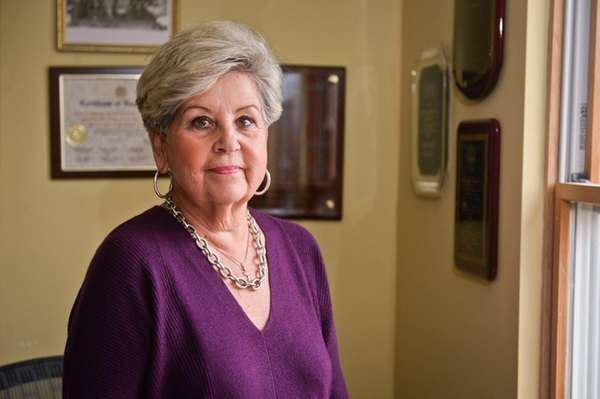 Cuban-born Margarita Grasing, of Baldwin, said she is