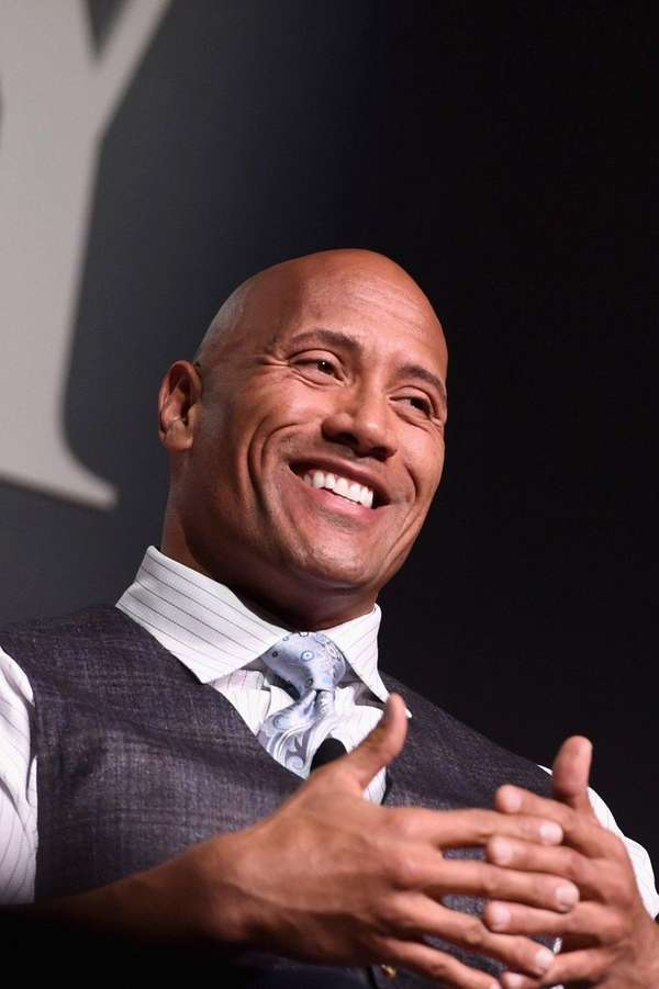 Actor Dwayne