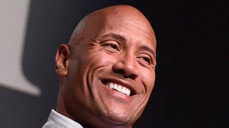 Actor Dwayne
