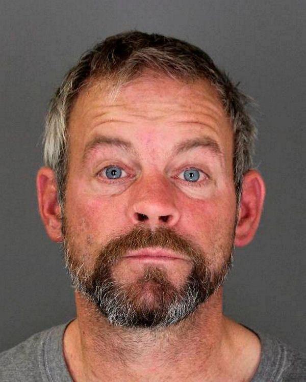 Richard E. Kurdt, 46, who is homeless, broke