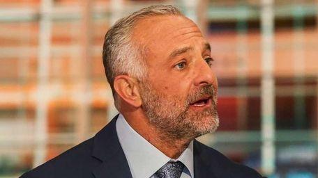 Lorenzo Fertitta, chairman and chief executive officer of
