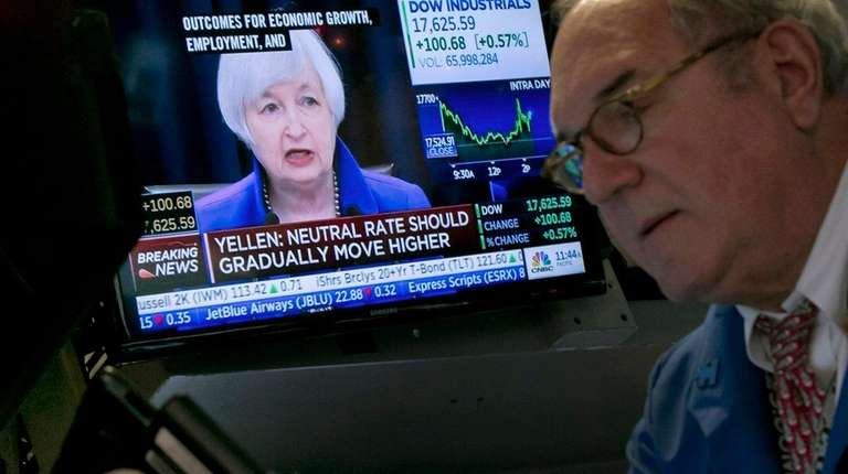 Federal Reserve Chair Janet Yellen explains the
