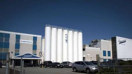 Suffolk County Industrial LLC of Melville plans to