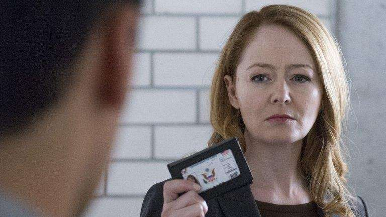 Miranda Otto stars as Allison Carr, the compromised