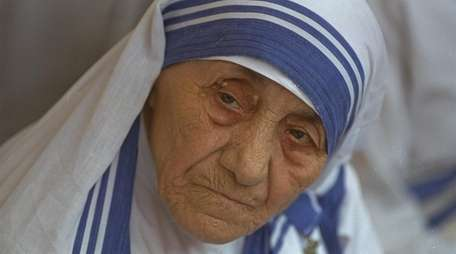 Mother Teresa, head of Missionaries of Charity,