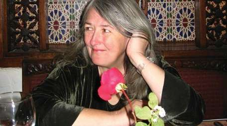 Mary Beard, author of