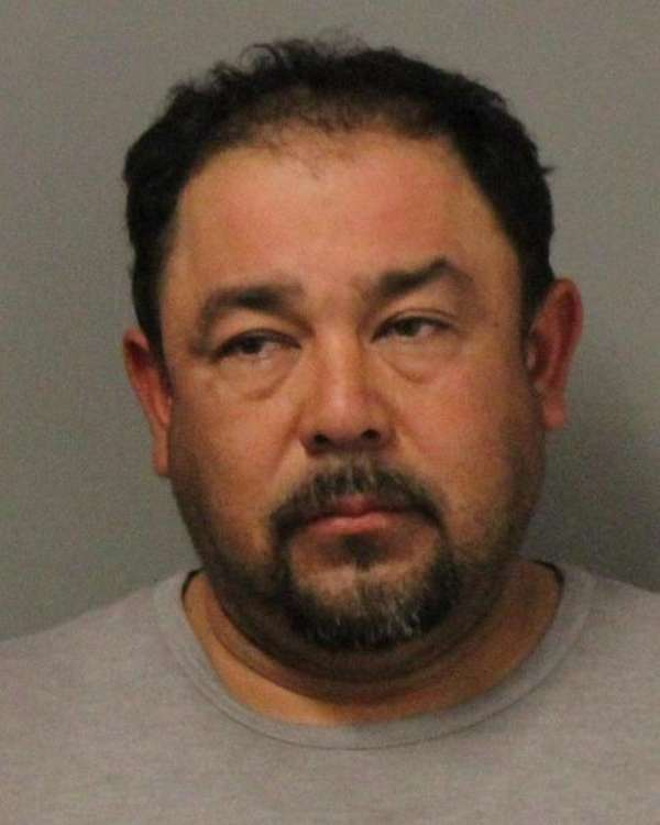 Jaime Vargas, 44, of Uniondale was arrested on