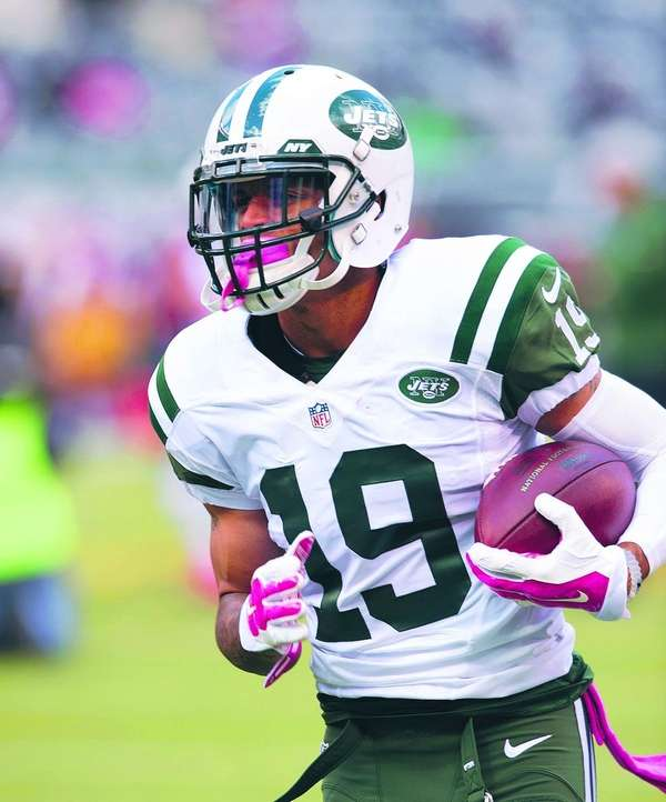 New York Jets wide receiver Devin Smith