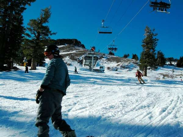 Squaw Valley Resort offers a free half-day lift