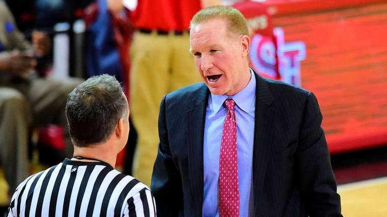 St. John's head coach Chris Mullin discusses a