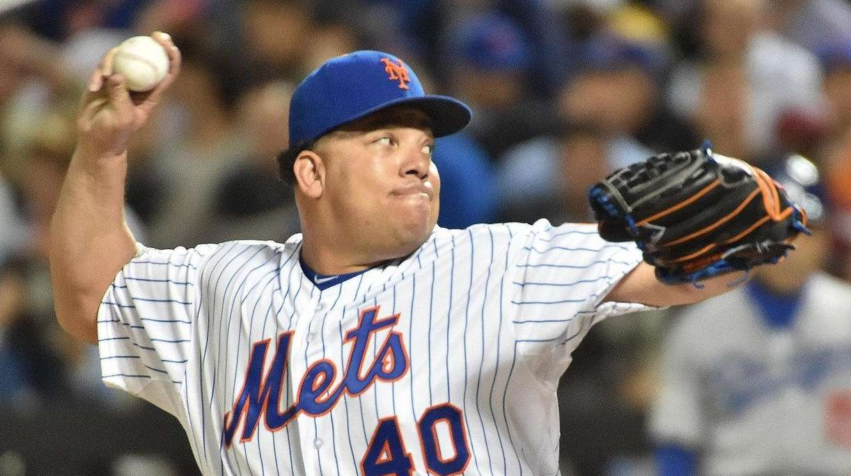 Bartolo Colon will begin the 2016 season as