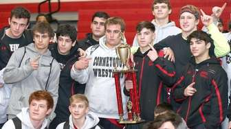 Connetquot team in victory at the Haise Invitational