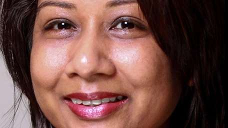 Esther Chinapen-Grullon, of Rosedale, has been hired as