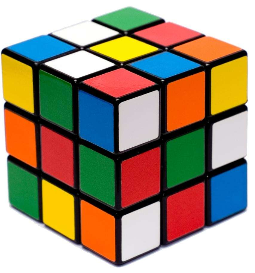According to Rubiks.com, about one out of every