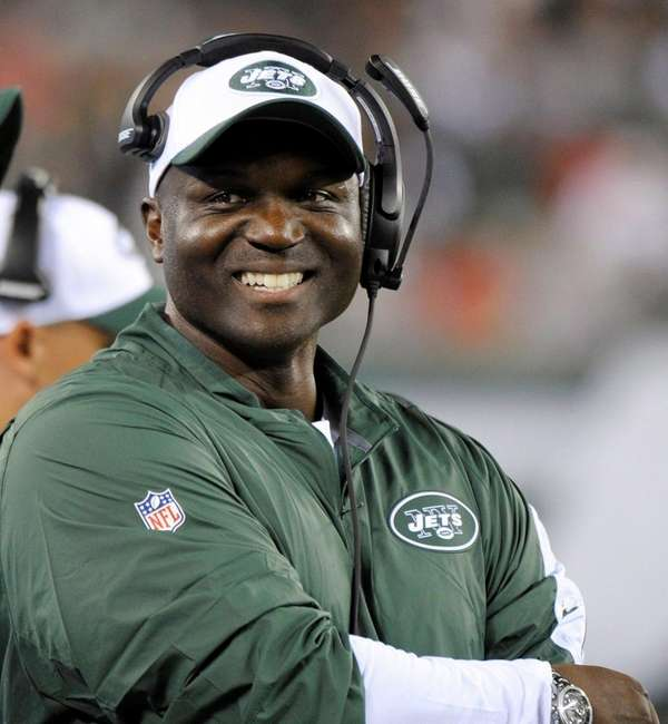 Coach Todd Bowles thinks his Jets have improved