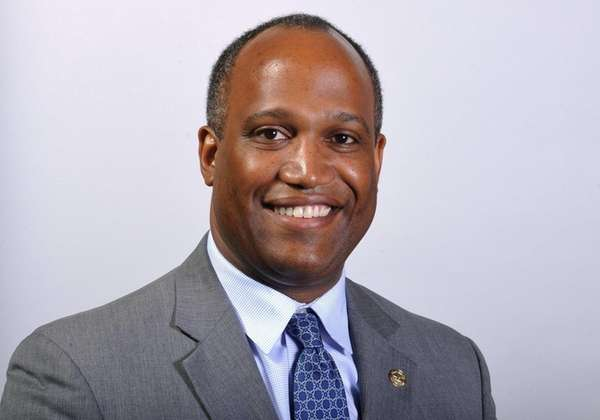 Suffolk County Legislative Presiding Officer DuWayne Gregory