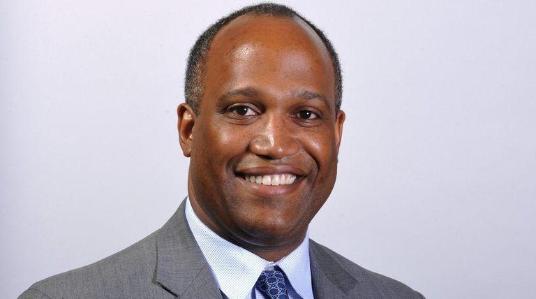 Suffolk County Legislative Presiding Officer DuWayne Gregory