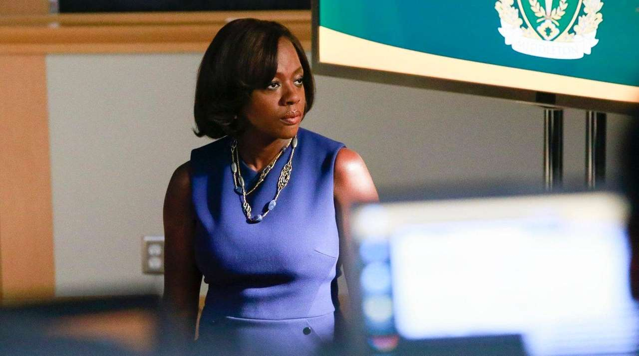 Viola Davis became the first African American woman