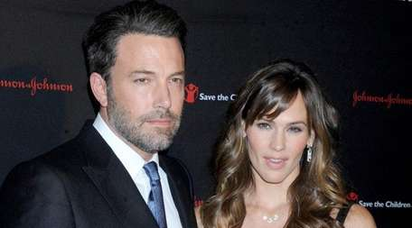 Ben Affleck and Jennifer Garner attend Save the