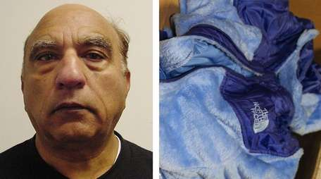 Haryash Paul, 64, was arraigned Dec. 22, 2015,