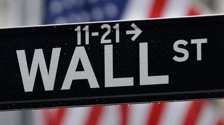Wall Street stocks were moderately higher for the