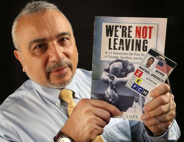 Retired NYPD Det. Rafael Orozco of Central Islip,