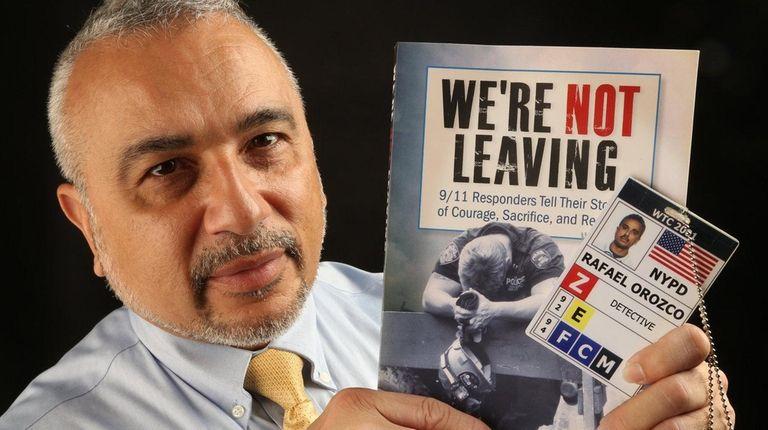 Retired NYPD Det. Rafael Orozco of Central Islip,