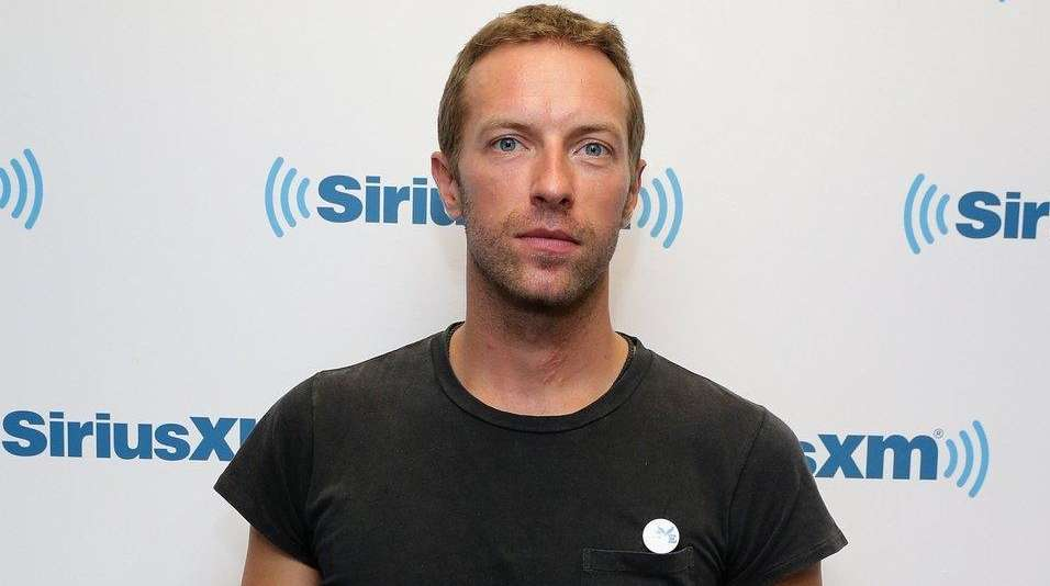 Coldplay's Chris Martin the Artist Confidential Series at